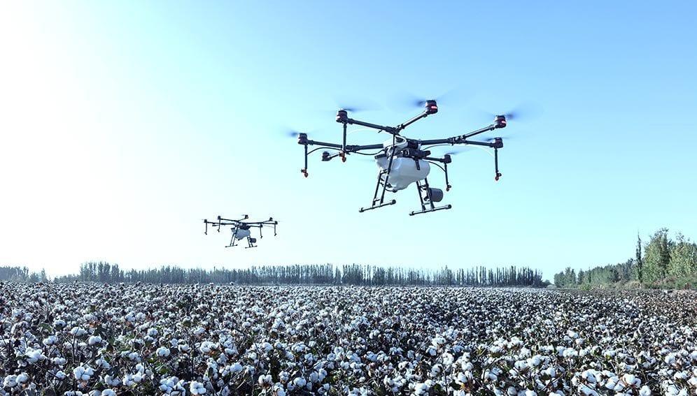 Drone farming AI - Main