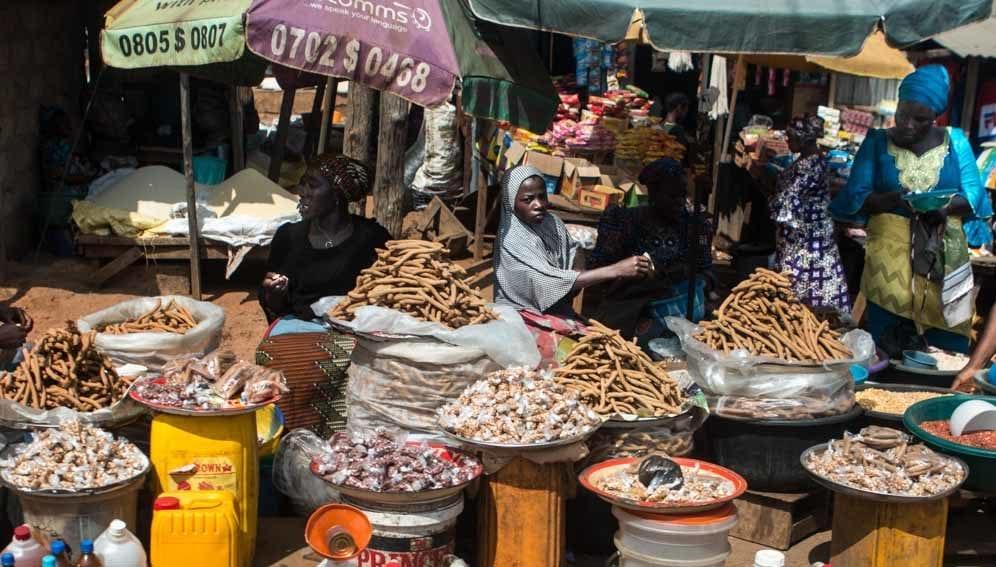 Ganmo Nigeria produce - MAIN