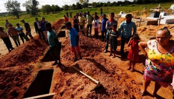 'Worrying' rise in deaths of environmental activists