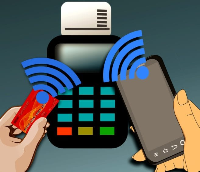 cashless payment system