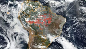 Amazon wildfires threaten global climate, scientists warn