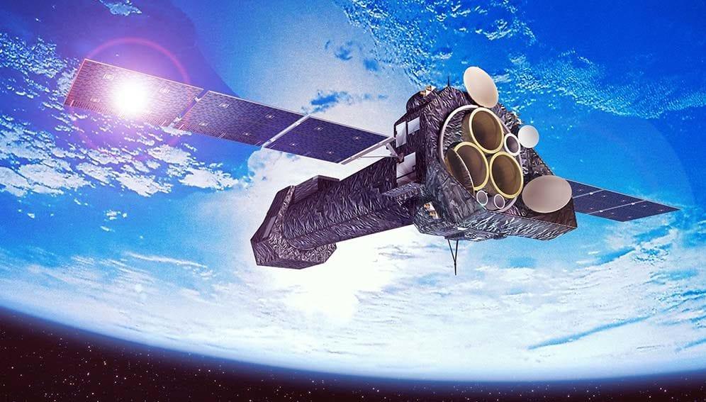 Space spotlight landing - main