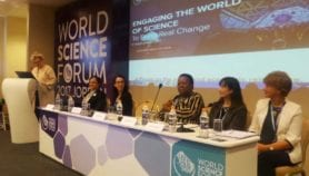 تحديات المرأة في مجالات العلوم واحدة حول العالم