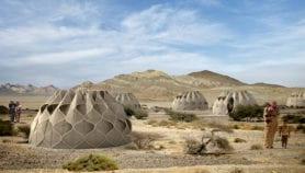 خيمة مبتكرة للاجئين توفر مياهًا وطاقة