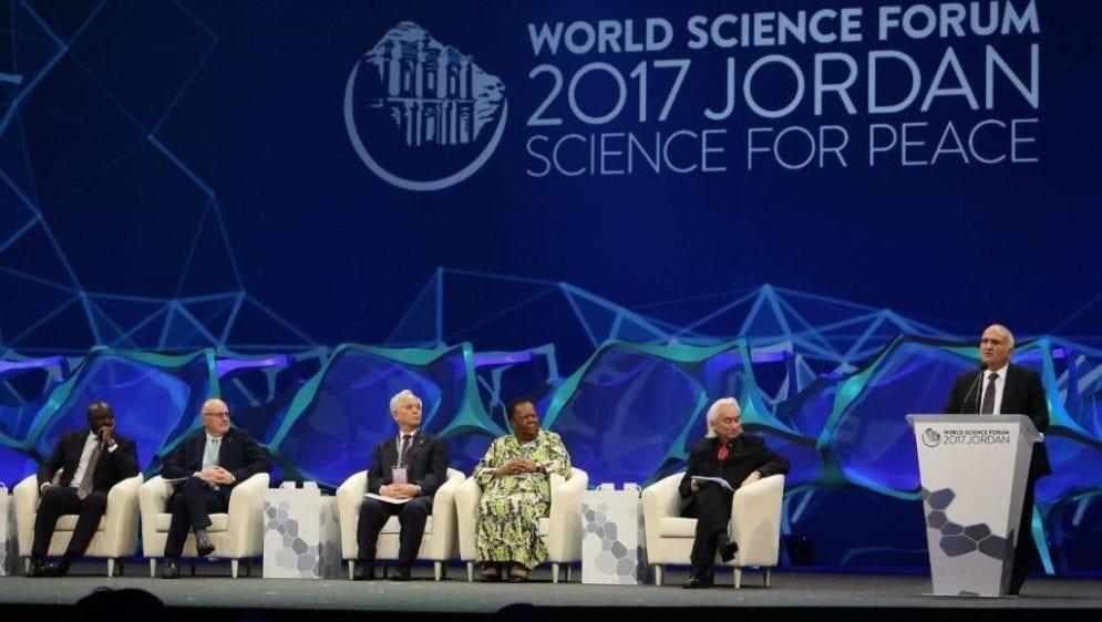 World Science forum 1