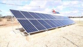 كهربة قرية مغربية كاملة بالطاقة الشمسية