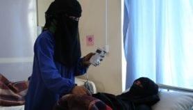 قابلات اليمن وممرضاته تحت وطأة الصراع