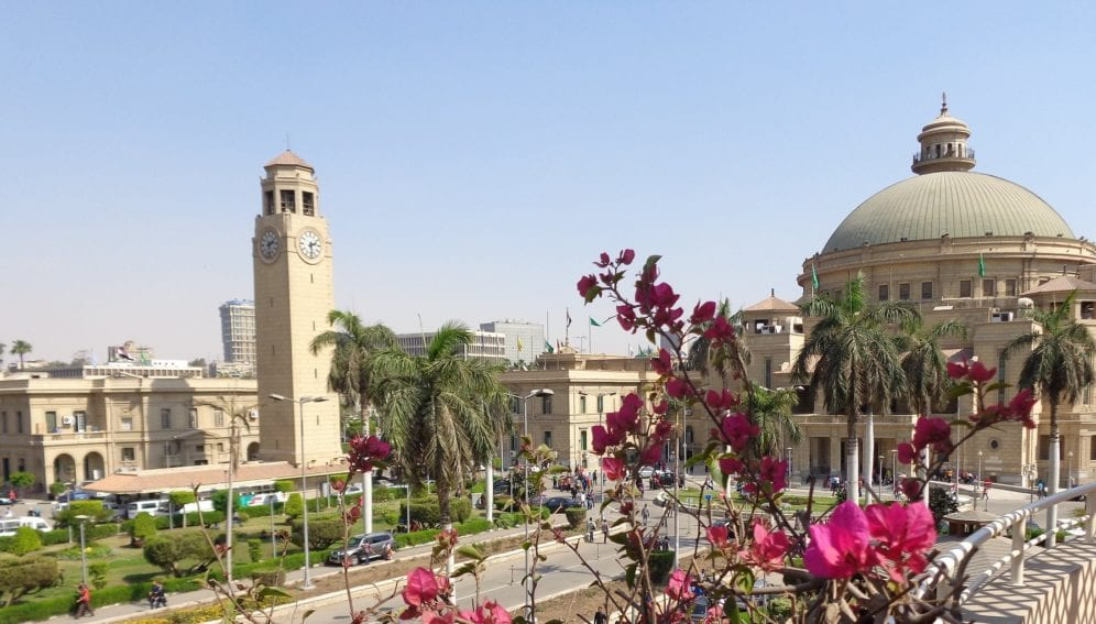 Science fuculty Cairo