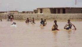 الأمراض تفشو في السودان بعد الفيضان