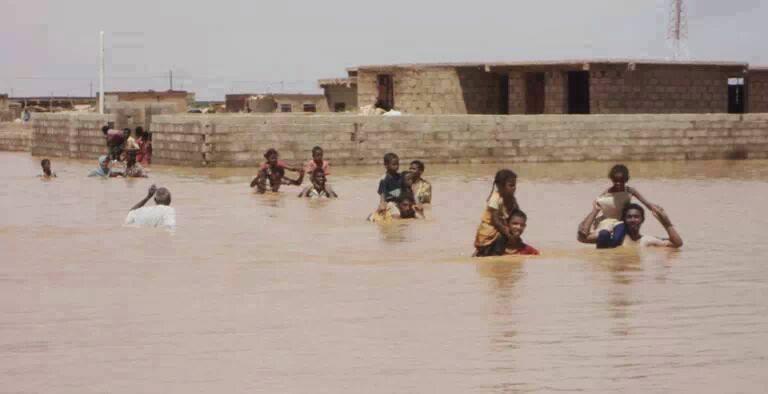 Sudan floods diseases
