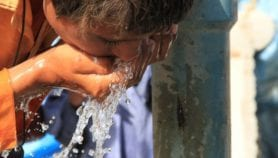 إضافتان لتطهير المياه العادمة وإعذابها بالميكروبات