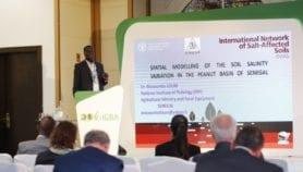 إطلاق شبكة دولية للتربة المتأثرة بالملح