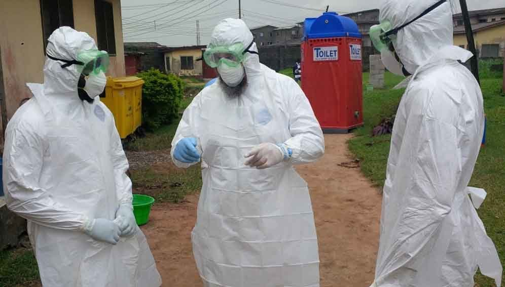 PPE training in Nigeria - MAIN