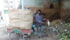 Delhi's waste site story