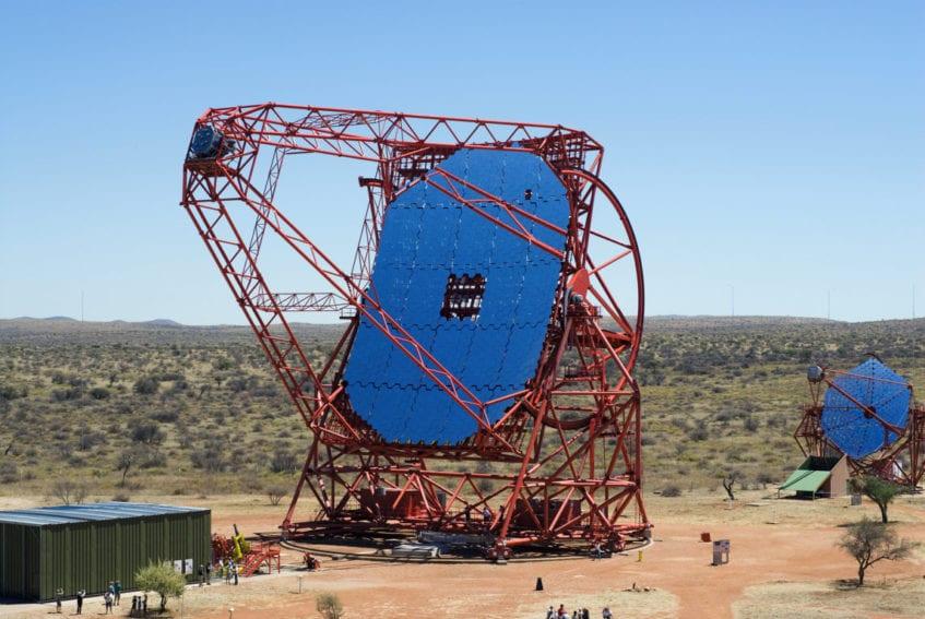 The High Energy Stereoscopic System telescopes