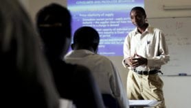 Calls for change in Africa's higher education