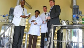 Kenya gets new production facility to control crop pest