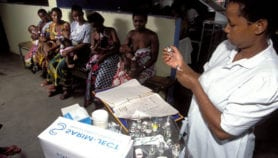Malaria outbreak in a 'protected' zone of Madagascar