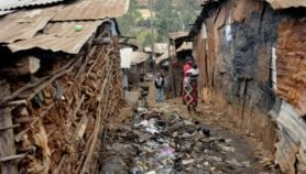 Climate change increases risks in slums