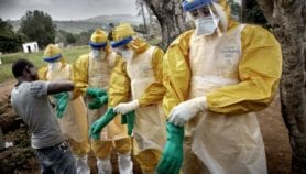 Ebola virus found in survivors' semen, nine months later