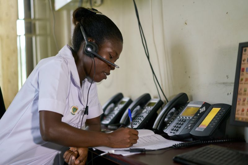 teleconference in ghana