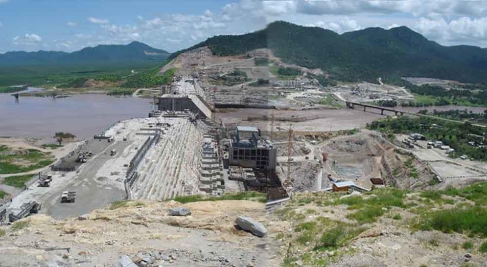 The gerd Nile dam