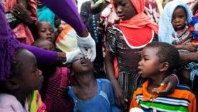 Africa polio eradication on brink