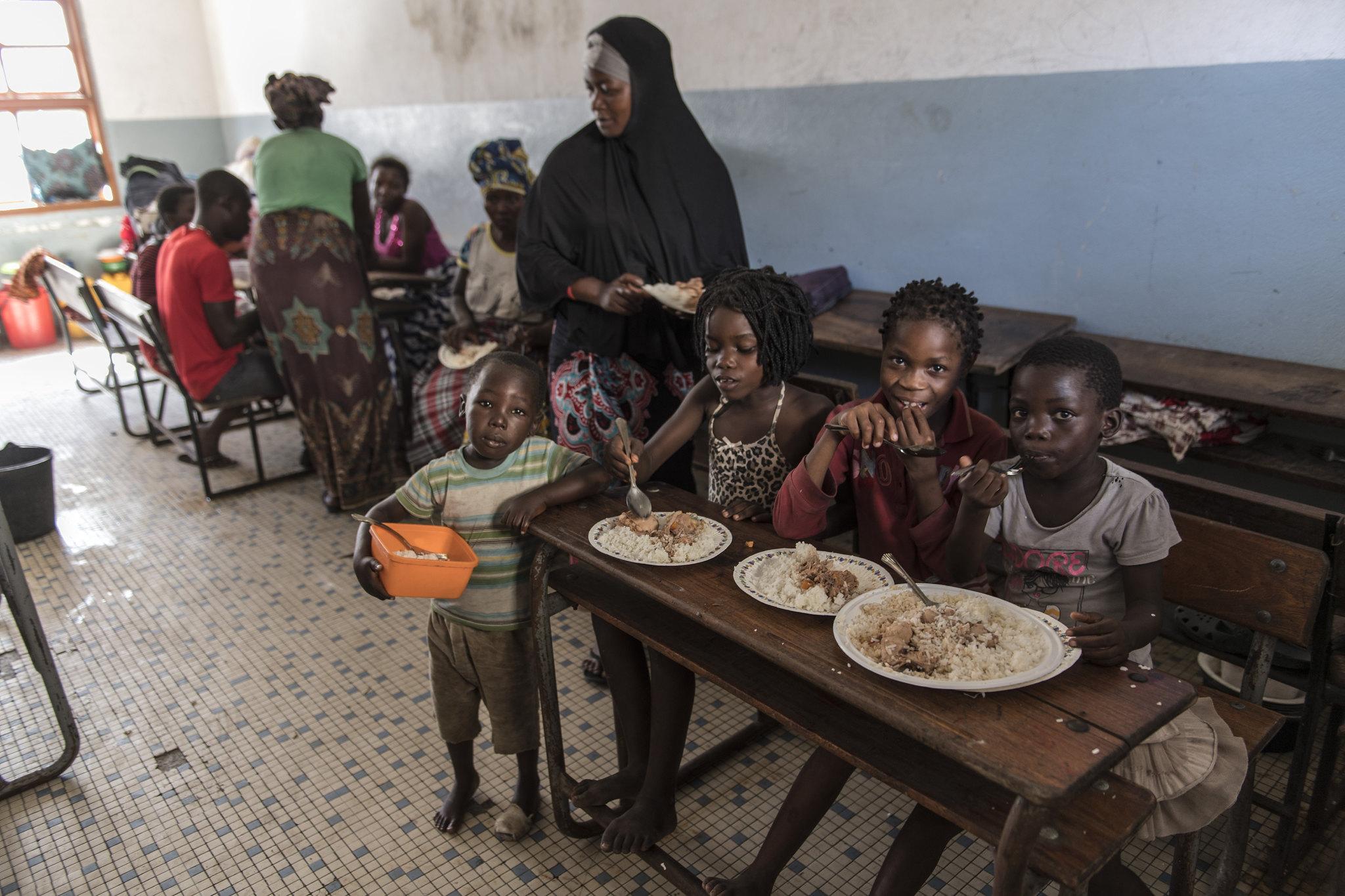 Free school meals 'could help child brain development'