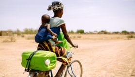 Women in climate hotspots face hardships as men migrate