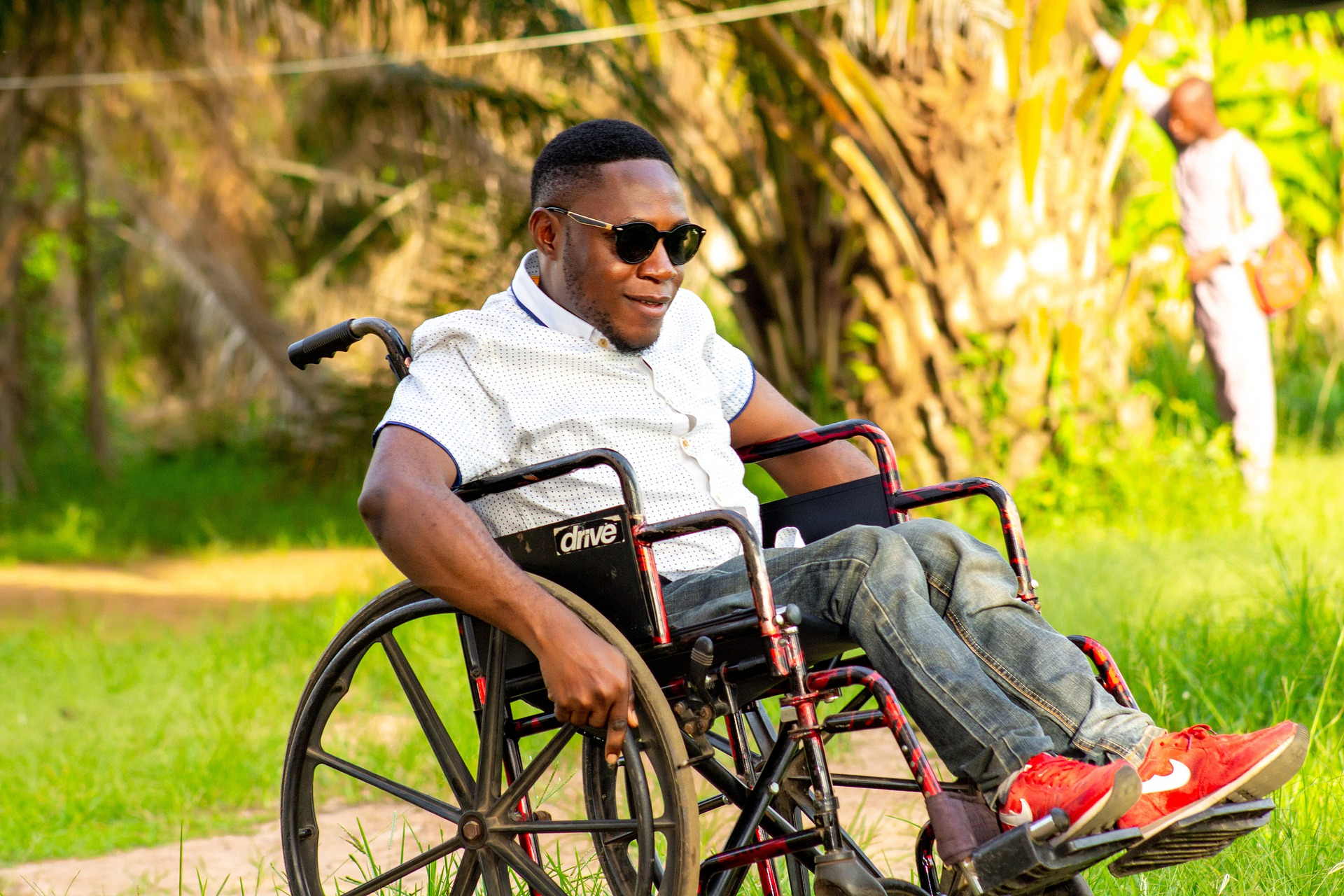 Unravel disability with assistive tech
