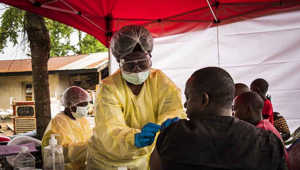 Supply delays hit planned Ebola vaccine stockpile